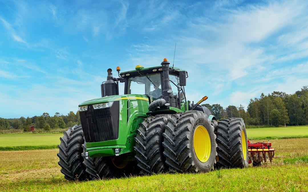 AGRIMAX FORCE BKT IF: Rätt däck för motorstarka traktorer på alla underlag