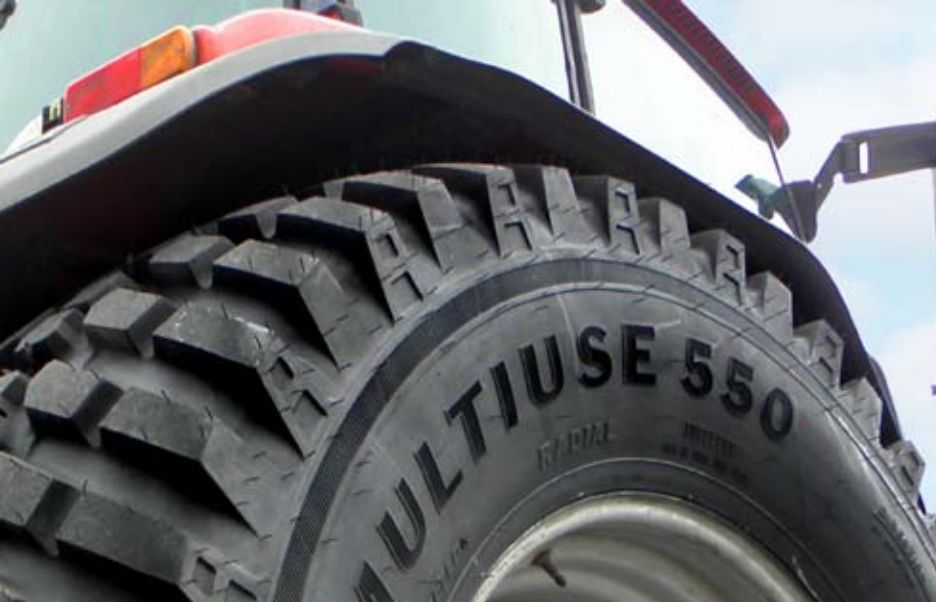 Alliance Tires - Agricultural tires