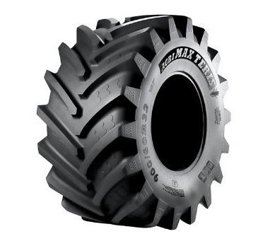 Traktormönstrade hjul för lastmaskiner hos Gripen Wheels.