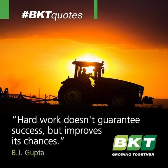 Dagens sanning från BKT.