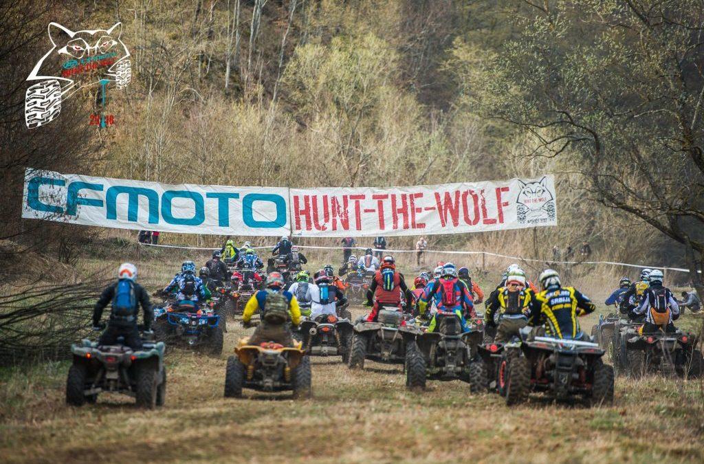 Vårt Team BKT tävlar i världens tuffaste ATV-race , Hunt the Wolf den 8-13 april.