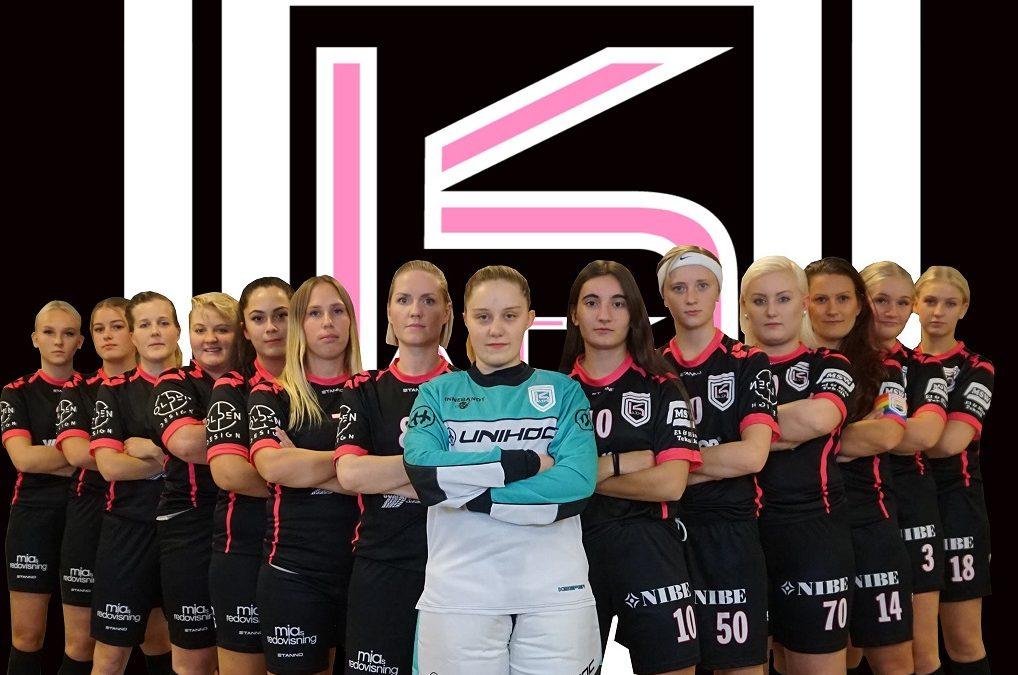 Förlängt sponsringssamarbetet med Kävlinge AIKs daminnebandylag.