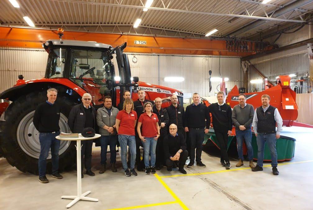 Gripen Wheels hos Maskingruppen i Faklenberg på en av helgens vårvisningar!