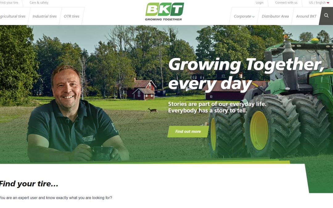 BKT lanserar ny hemsida – Gripen Wheels kund Stefan Ranch i fokus!