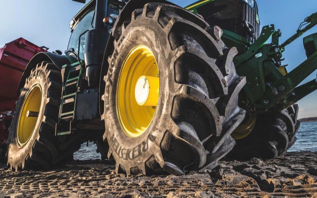 Gripen Wheels erbjuder Vredesteins hela lantbrukssortiment!
