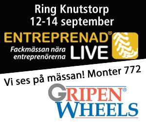 Vi ses på Entreprenad Live!
