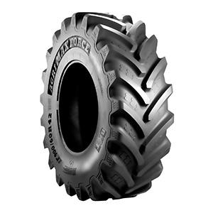 IF710/55R28 TL 165D CFO BKT Agrimax Force Traktormönstrat däck för lastare i lantbrukstjänst!