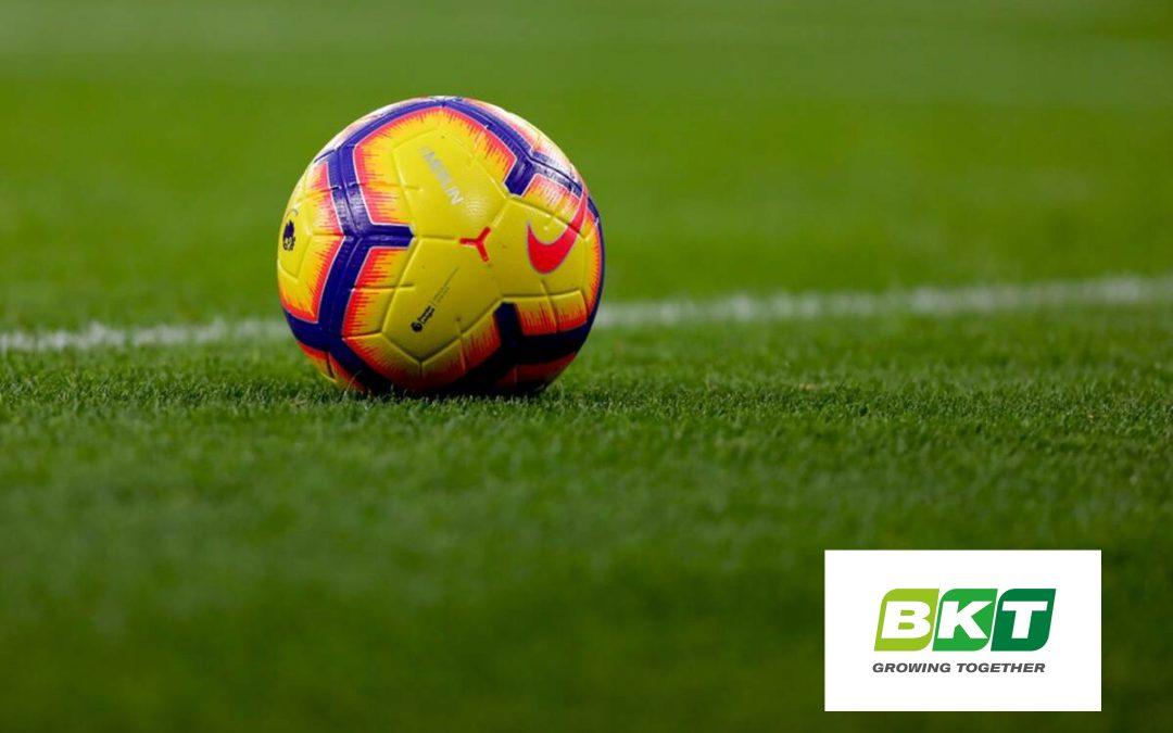 Läs om BKTs pris till Frankrikes snyggaste fotbollsplan, samt om BKTs däcksortiment för grönytor.