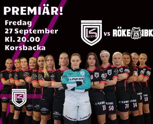 Lycka till Kävlinge AIK!