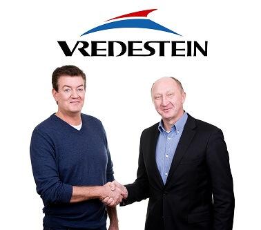 Gripen Wheels VD Pelle Fritzson och Apollovredesteins VD Bo Månsson